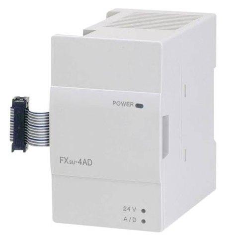 Mitsubishi FX3U 4DA Analog output module