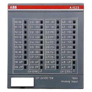 PLC ABB Ai523 D2 Analog Input Module