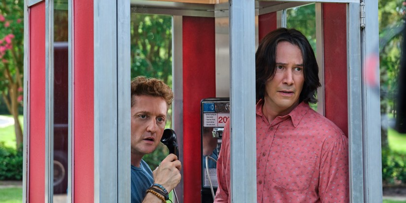 Bill And Ted Keanu Reeves