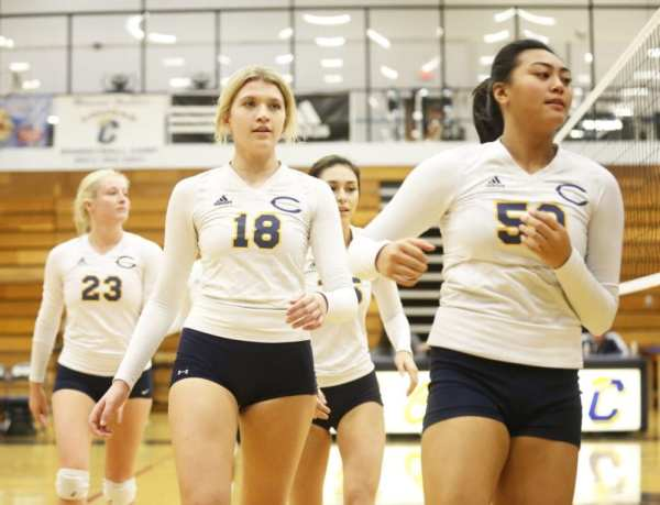 COC volleyball ends season with memorable trip to state ...