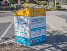 California Officials Remove 'Unauthorized' Ballot Drop Boxes from Outside Churches