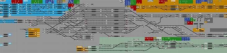Zentralstellwerk Heidelberg