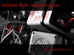 Vintage Iron – Nebula Program