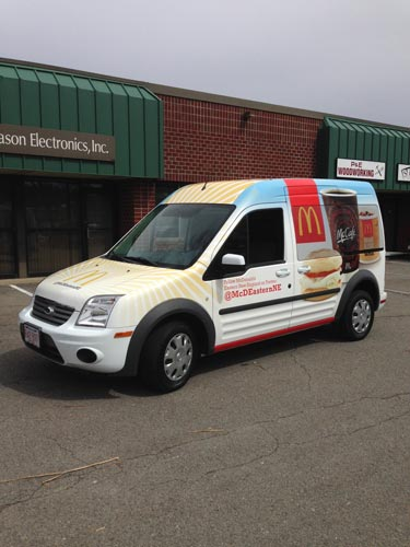 Vehicle Wraps by Signarama Walpole, MA