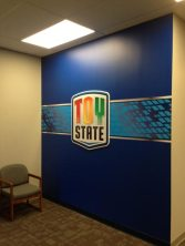 Wall Graphics & Wall Wraps by Signarama Walpole, MA