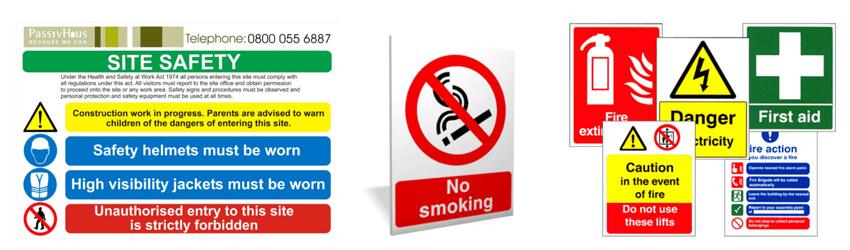 Safety Signs and DDA Signs by Signarama UK