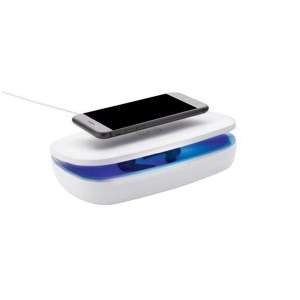 UV Sterilization Box With Wireless Charger