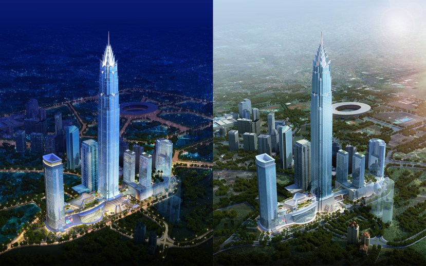 future of the world's tallest buildings
