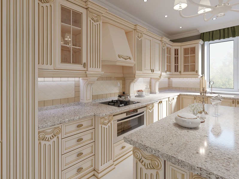 How Can I Make My Kitchen Look Fancy