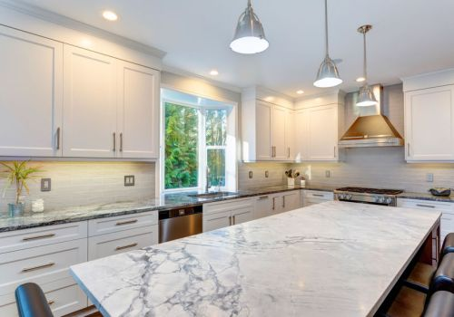 Should Kitchen Cabinets Go All The Way Up To The Ceiling