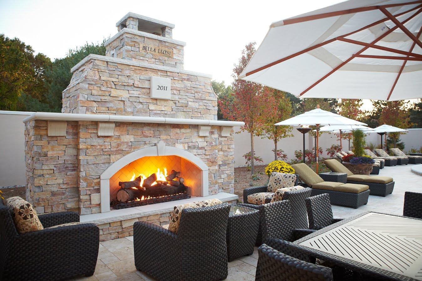 Ada Backyard Luxury Resort | Signature Outdoor Concepts on Luxury Backyard Patios id=19055