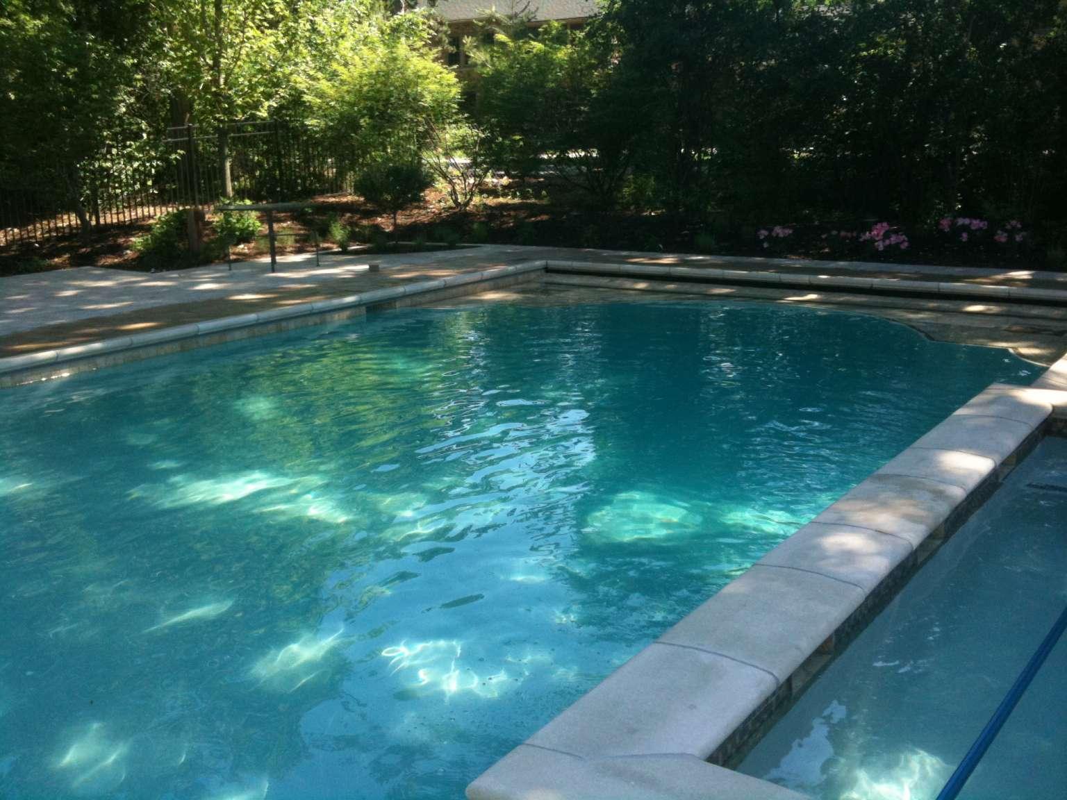 pool length