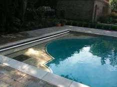 pool ledge side