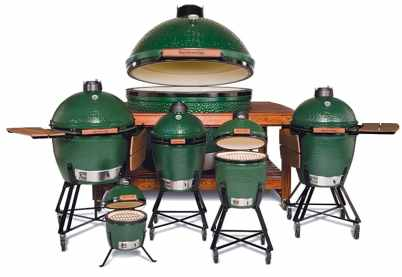 big-green-egg-family