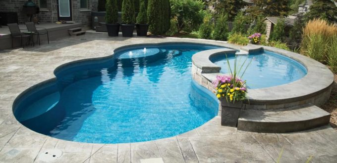 Signature Pool And Spas Full Service Pool Builder In Ri Hot Tubs Pool Liners Pool And Spa Supplies