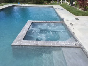 pool build with spa - Pool Builder, Signature Pool and Spas in North Kingstown RI