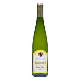 Photo de la bouteille de Vindu Domaine Martin JUND – Pinot Gris BIO 75 cl