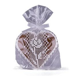 Photo d'une Cœur en Pain d'épice - à déguster ou à conserver