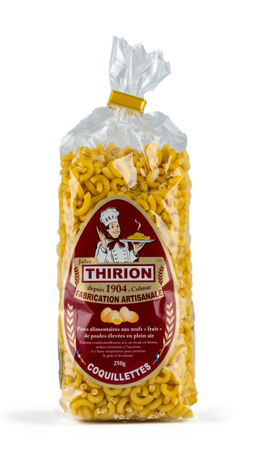 Photo des Pâtes THIRION – Coquillettes – 250 g
