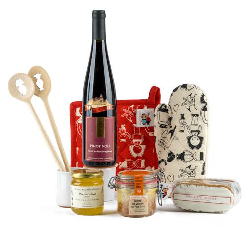 Photo des articles de la COLMAR BOX La Chef