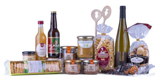 Photo du coffret N° 4 de l'offre avec abonnement Signatures d'Alsace COLMAR BOX