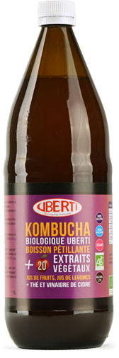 Photo de la boisson Kombucha BIO Uberti
