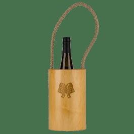 Seau à vin</br> En bois d'aulne massif 100% Alsace