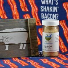 Bacon Salt in a bottle