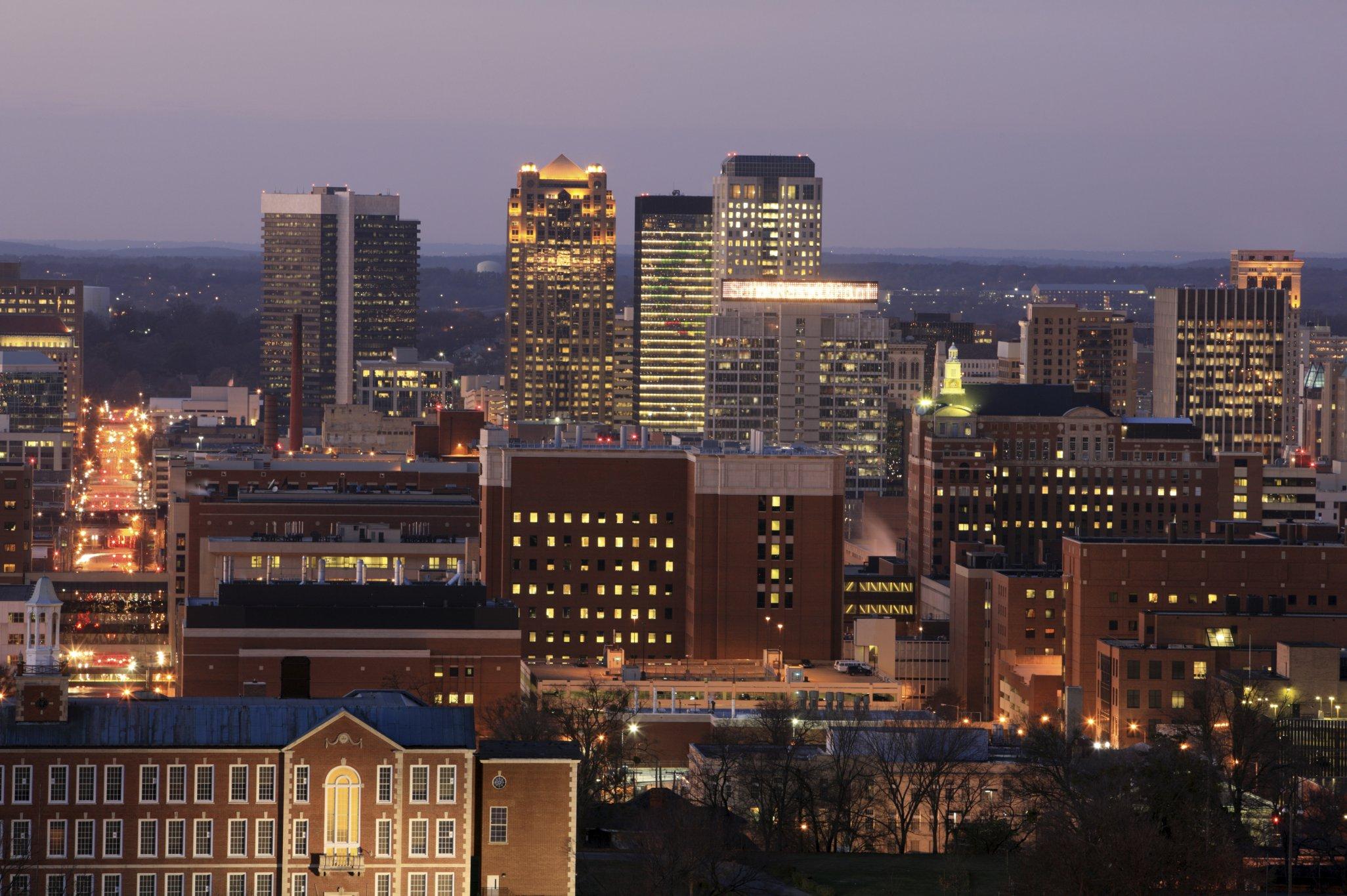 Birmingham AL, Group Event Location