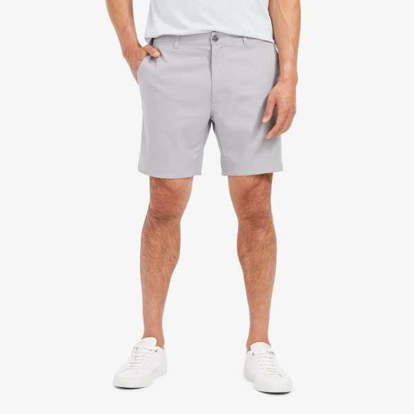 Ash Gray Baron Shorts from Mizzen Main Lubbock Texas