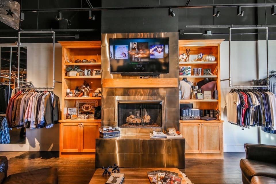 Menswear Shopping in Lubbock Texas for Casual and Formal Wear Clothing