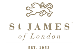 St James of London Cologne at Signature Stag in Lubbock TX