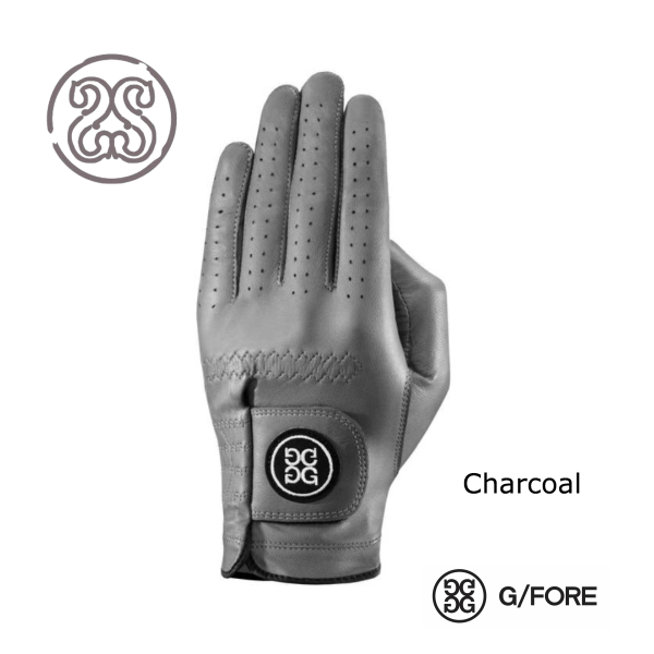 Charcoal Color GFore Golf Gloves for Men Lubbock Texas