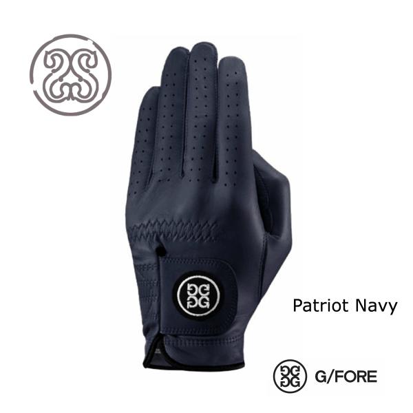 Patriot Navy GFore Golf Gloves for Men Lubbock Texas