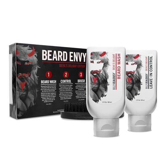 Billy Jealousy - Devils Delight Beard Envy Kit