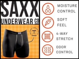 SAXX Underwear for Men at Signature Stag in Lubbock Texas