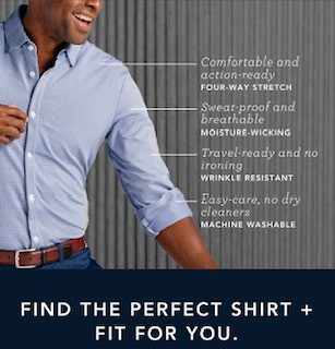 Buy the Perfect Men's Shirt for Professional Look at Signature Stag