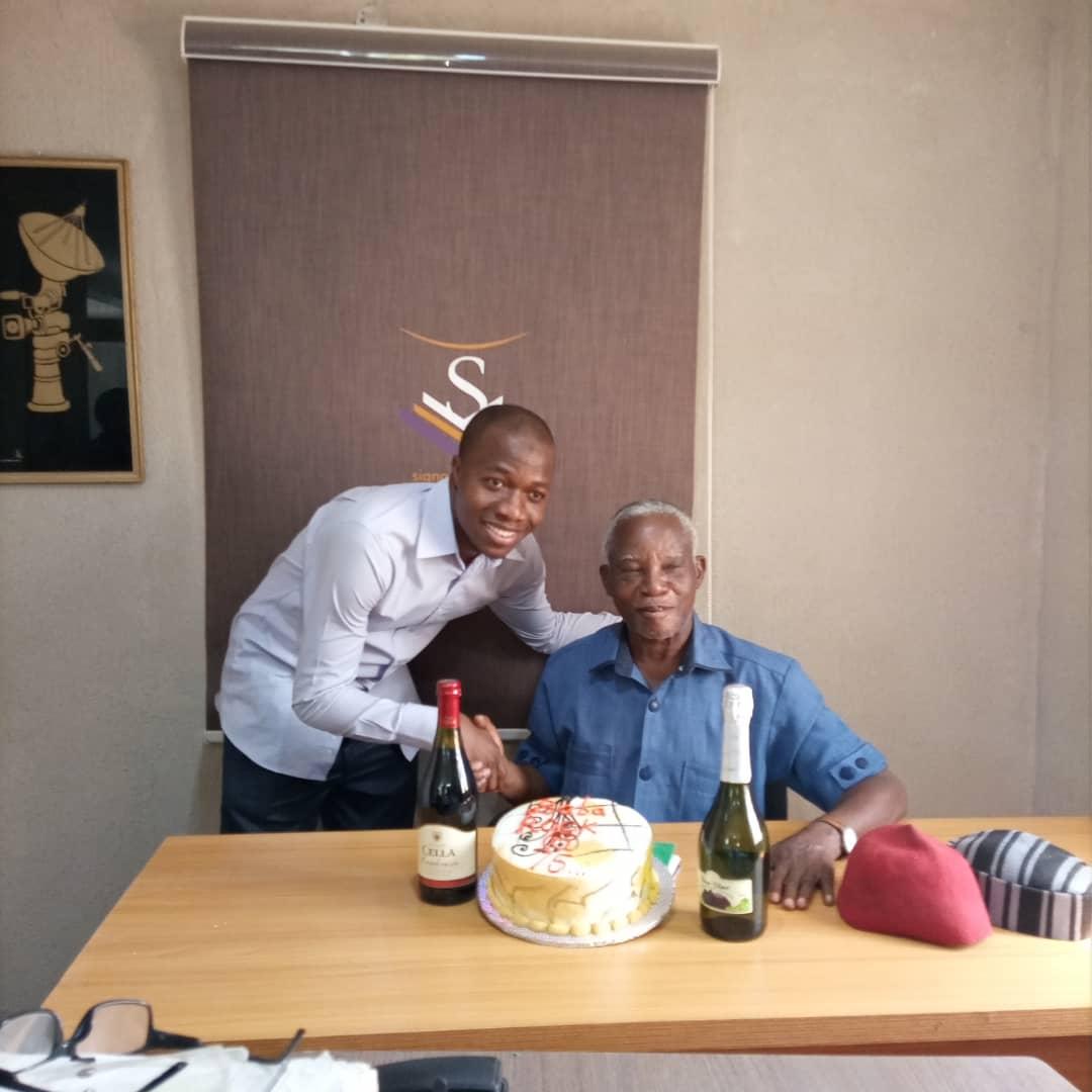 75th Birthday Celebration of Chief Nwabueze Njoku of SignatureTV