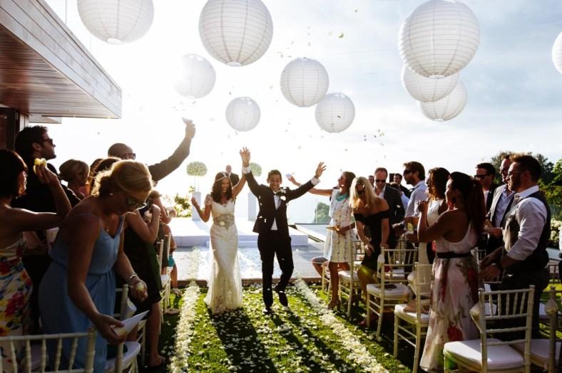 Exotic Garden Wedding in Phuket