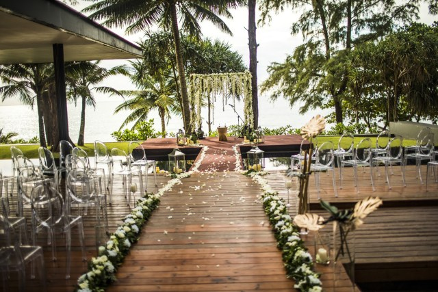 ideas, wedding, thailand, phuket, be-inspired - Austin and Vickie's Pretty Phuket Wedding By The Beach