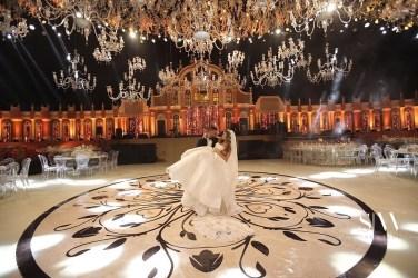 @bazevents Sami and Martina Sallaum Wedding