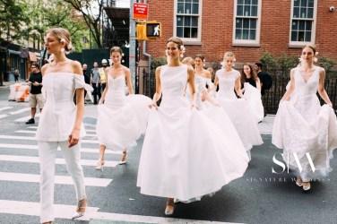 Lela Rose Fall 2018 Bridal Collection New York Fashion Week Alyssa Greenberg 2