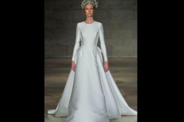 Reem Acra Fall 2018 Bridal Collection – New York Bridal Fashion Week (1 (22)