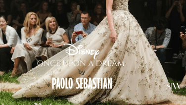 PAOLO SEBASTIAN's Dreamy Disney Themed Collection at the Australian Fashion Festival