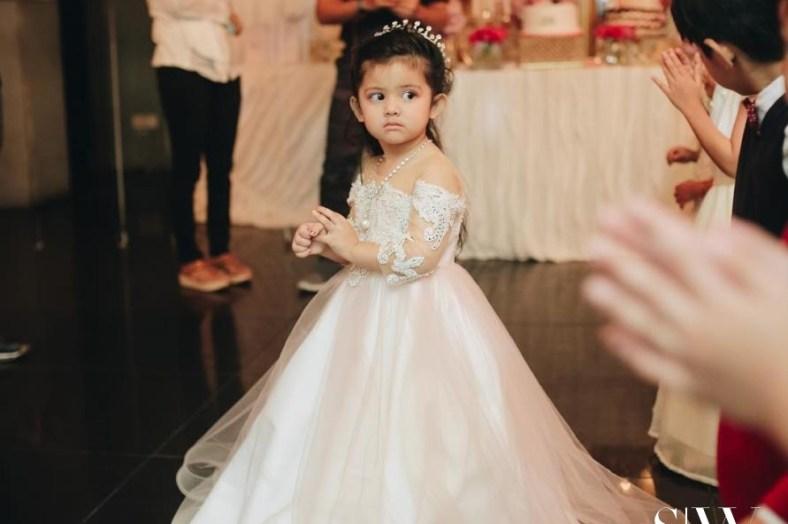 malaysia, celebrity - Rozita Che Wan Threw a Lavish Celebration for Her 3-Year-Old Aaisyah