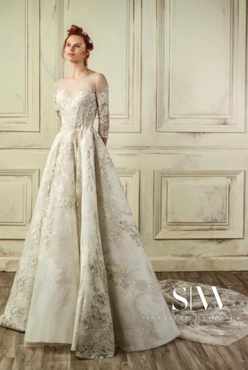 Gemy Maalouf Bridal 2018 (26)