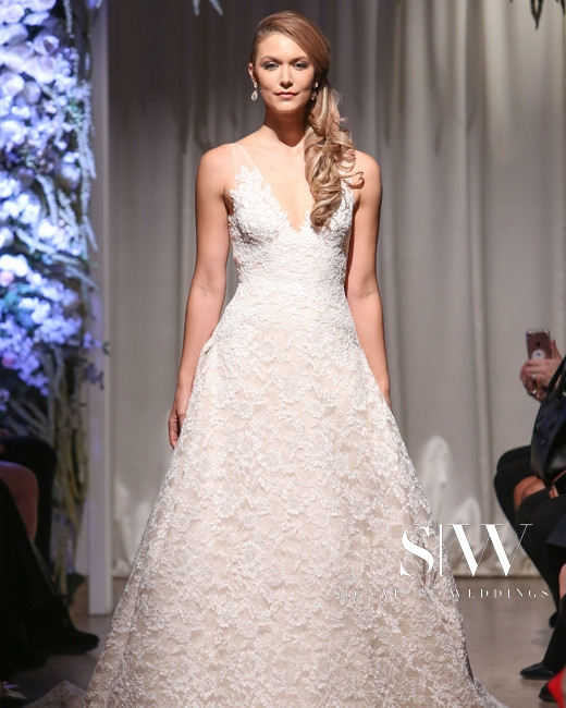 wedding-dresses, style-fashion, lookbook - MATTHEW CHRISTOPHER COUTURE Fall 2018 Bridal Collection