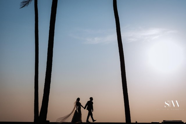 Michelle & James' Beautiful Phuket Destination Wedding