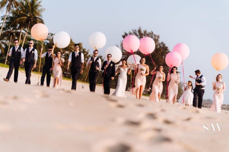 wedding, phuket - Michelle & James' Beautiful Phuket Destination Wedding