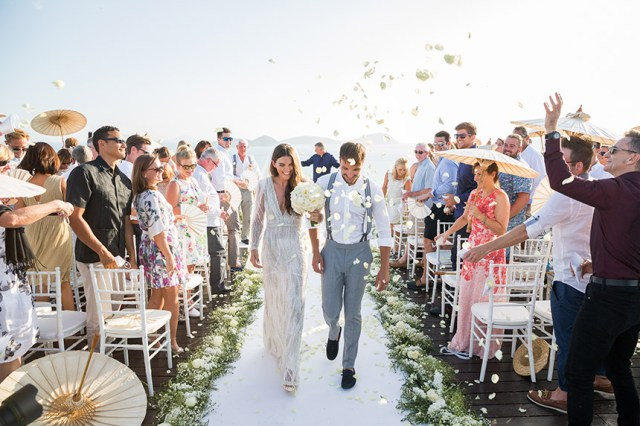 thailand, phuket, destination-weddings - Sam and Sophie's Exquisitely Stylish Phuket Beach Wedding